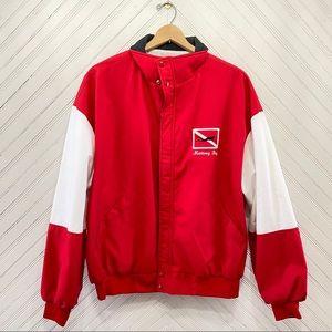 Vintage USA Made Monterey Bay Scuba Jacket